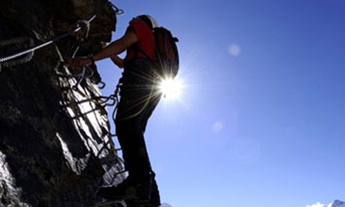 Klettersteigset Mammut Rückruf : Rückrufaktion klettersteigsets bergsteiger magazin