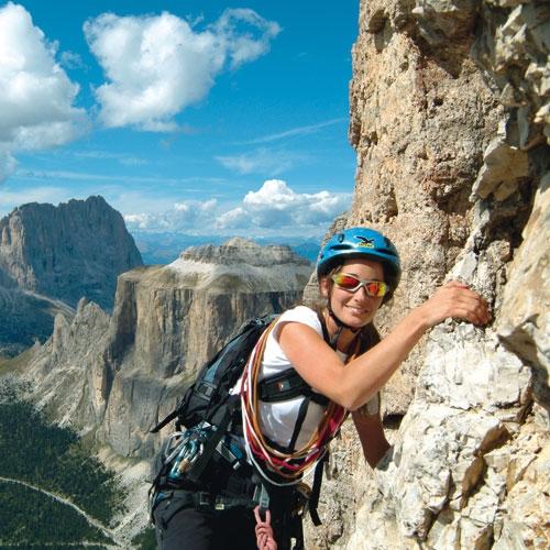 c8567e6c5cf2f2 Ausrüstung fürs Klettern im Gebirge. Fotos  Alexander Römer