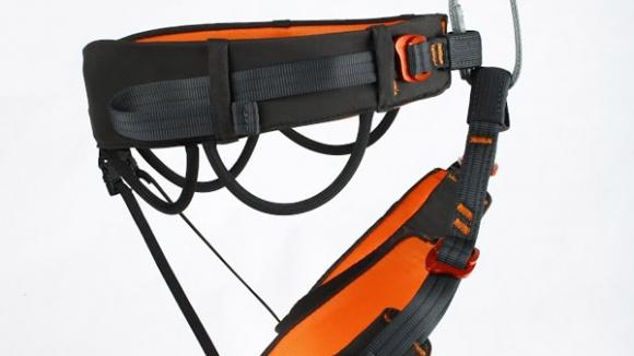 Edelweiss Klettergurt Dart : Ausrüstung bergsteiger magazin