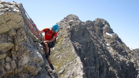 Klettersteig Bayern : Klettersteig allgäuer alpen bergsteiger magazin