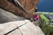 Klettersteigset Camp Vortex : Im test camp matrix gyro rewind klettersteigset bergsteiger magazin