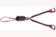 Klettersteigset Ultraleicht : Im test edelrid cable ultralite pro klettersteigset bergsteiger