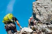 Klettersteigset Y Oder V : Klettersteigsets das sollten sie wissen bergsteiger magazin