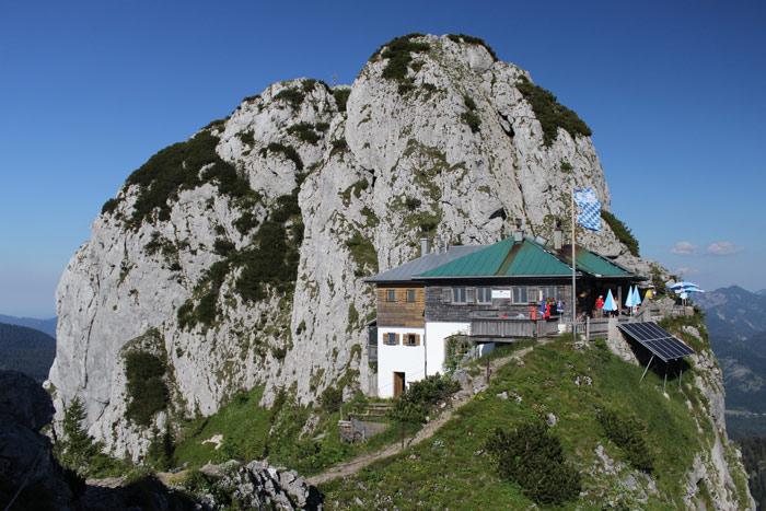 Die Tegernseer Hütte: