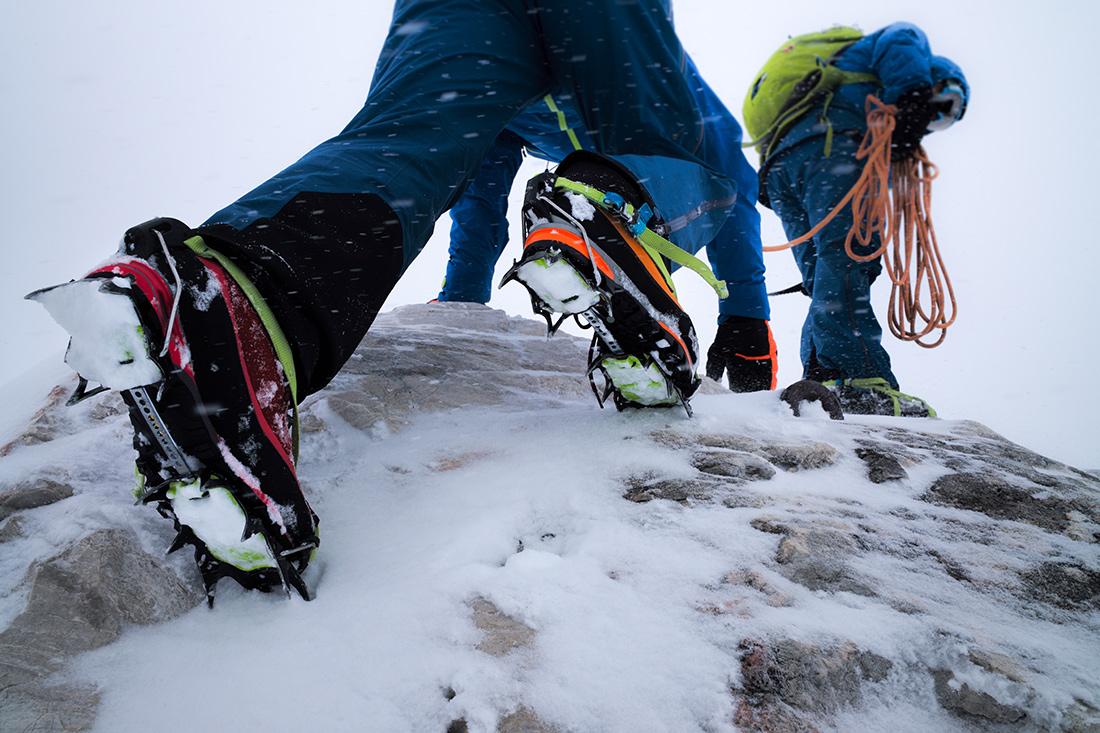 Acht steigeisenfeste Bergschuhe im Test