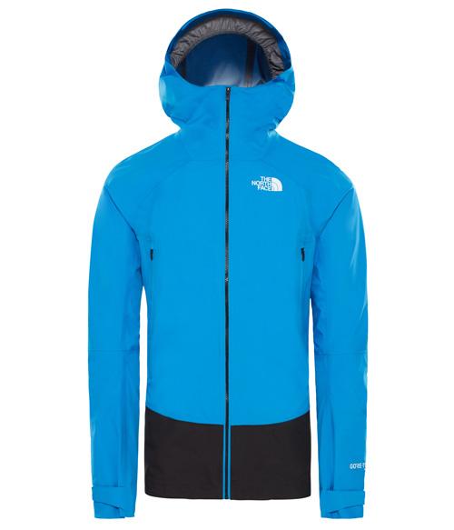Im Bergsteiger Test: The North Face Shinpuru II Jacket