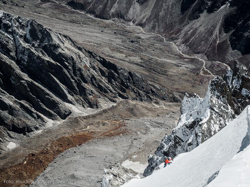 Stephan Siegrist und Co. im Himalaya erfolgreich
