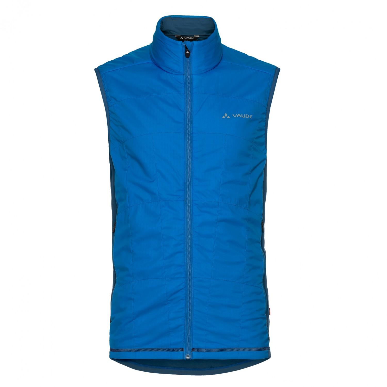 Im Bergsteiger Test: Vaude Bormio Hybrid Vest