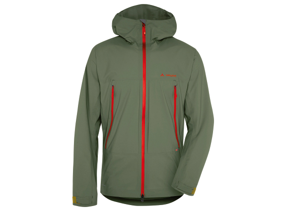 Im Bergsteiger Test: VAUDE Croz 3L Jacket