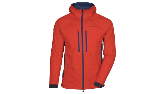 Im Bergsteiger Test: Vaude Bormio Jacket
