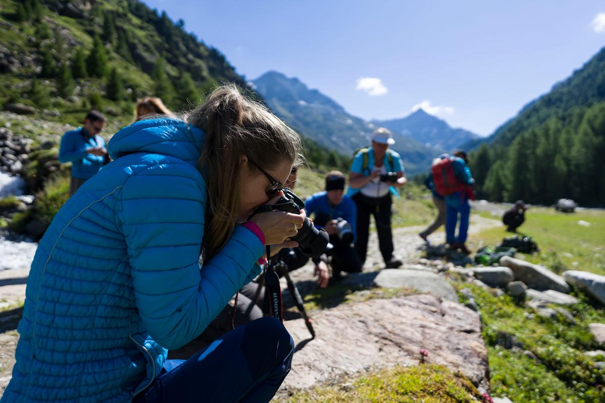 Bergsteiger Fototage 2020: Die schönsten Bilder