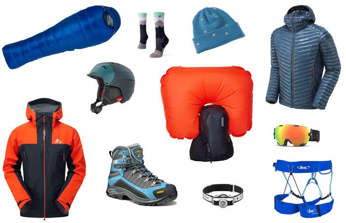 Preise Bergsteiger Winter-Gewinnspiel